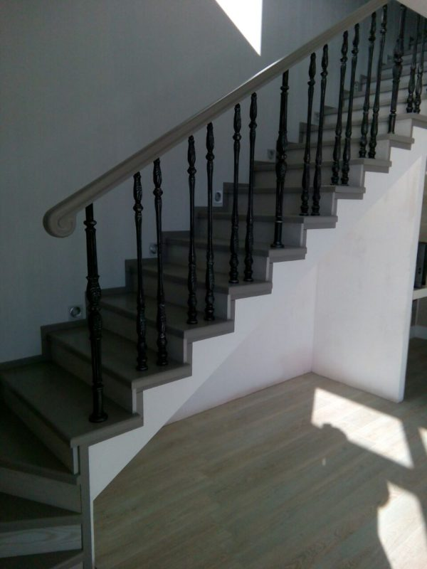 Лестницы и ограждения премиум класса 14