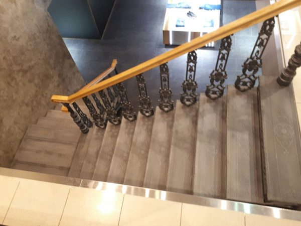 Лестницы и ограждения премиум класса 3