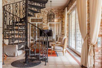 Выбор конструкции внутренней лестницы