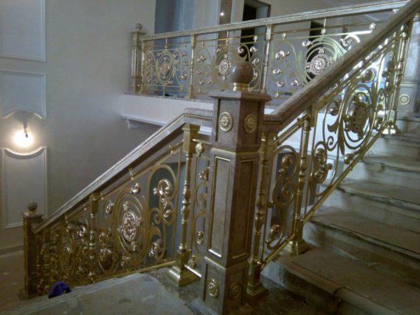 Лестницы и ограждения премиум класса 6
